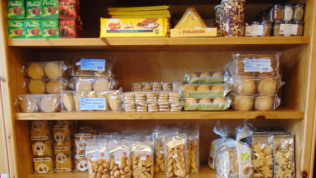 Diverse-delicatessen